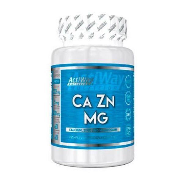 Ca+Zn+Mg 60tab, ActiWay