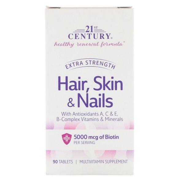 Hair, Skin & Nails 90tab, 21st Century