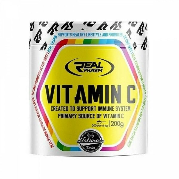 Vitamin C 200g, Real Pharm